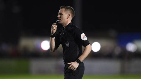 Carabao Cup Round One referee appointments - News - EFL ...