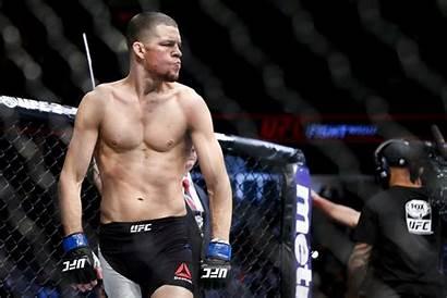Diaz Nate Mcgregor Ufc Conor Fight Mma