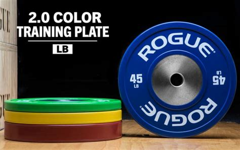 rogue plates fitness gym crossfit bumper competition lb training barbell weight bumpers weightlifting guide garage roguefitness echo eye equipment level