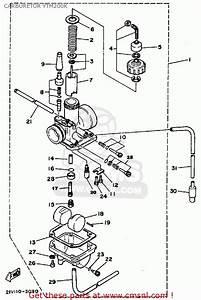 Wiring Diagram For Yamaha Ytm 225dx