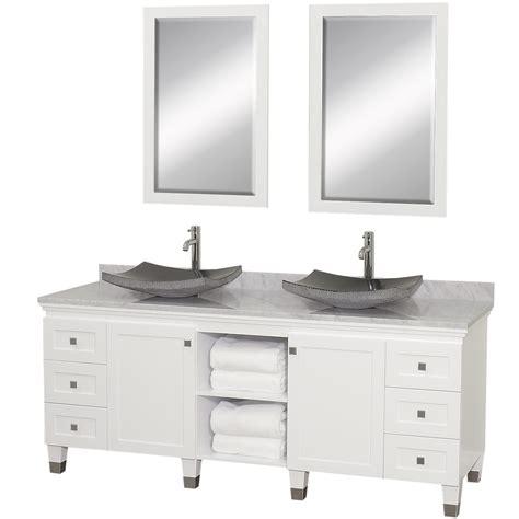 bathroom vanity 72 quot premiere 72 white bathroom vanity bathroom vanities White