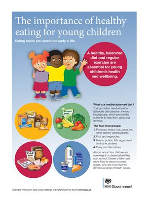 Educational healthy eating classroom teaching poster | zazzle.com. Healthy eating guidance for early years | Southwark Schools