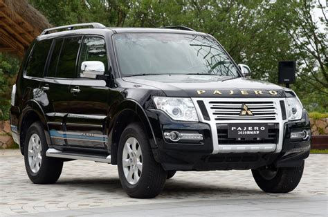 Due to the name pajero roughly translating to wanker in spanish. Mitsubishi Montero (Pajero) gets another facelift ...