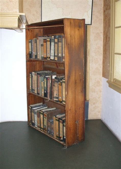 Frank Bookcase Door by Annefrankhouse Bookcase