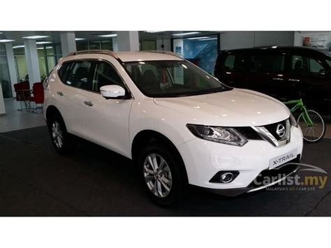 Nissan X-trail 2016 2.0 In Melaka Automatic Suv Others For