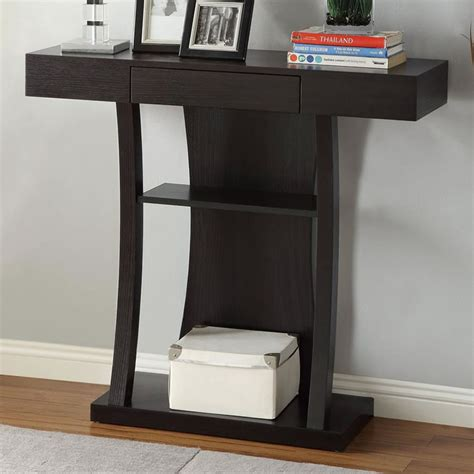 Sofa Table Contemporary by Black Contemporary Sofa Table Contemporary Console Table