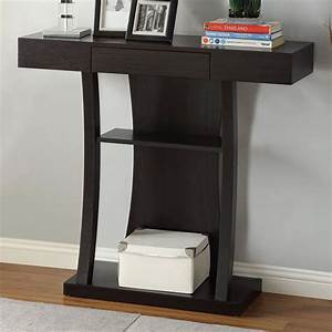 Contemporary furniture stores console entryway table for Contemporary entryway table