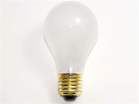 bulbrite industrial use 40 watt 220 volt a19 frosted