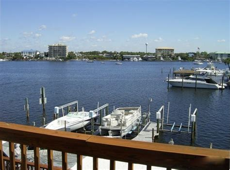 Boat Slip Destin Fl by Destin Harborfront Townhome With Boat Slip Vrbo