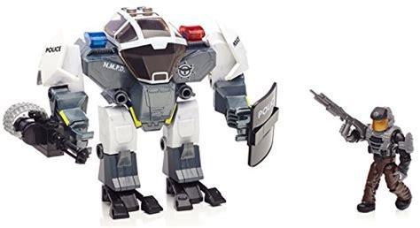 Mega Bloks Halo Sector 12 Police Cyclops Set   Playset toys