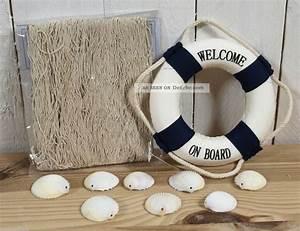 Fischernetz Mit Muscheln : deko fischernetz 1x2m beige mit 8 muscheln 15cm rettungsring b w uk ~ Sanjose-hotels-ca.com Haus und Dekorationen