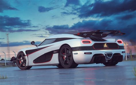 Download Wallpapers Koenigsegg One 1, 4k, Hypercars