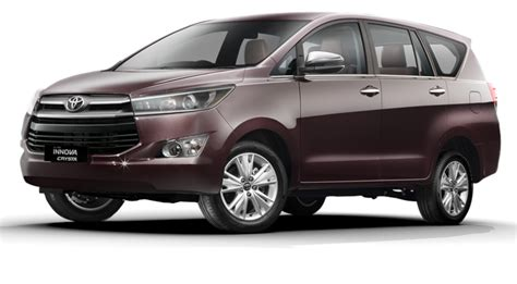 Toyota Venturer Wallpapers by Toyota Innova Fortuner Diremajakan Di India Dapat