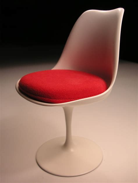 chaise tulip eero saarinen furniture designs decoration access