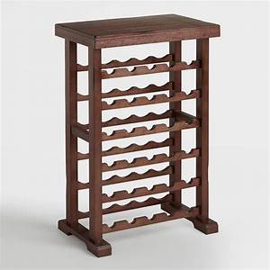 30-Bottle Verona Wine Rack World Market