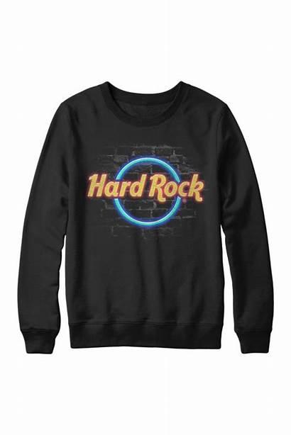 Rock Sweatshirt Neon