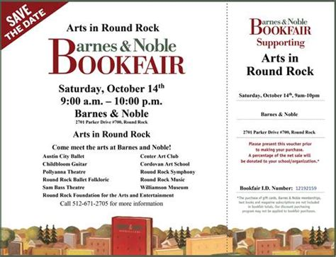 barnes and noble rock barnes and noble bookfair arts day october 14 2017