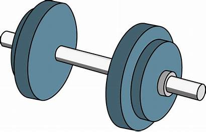 Dumbbell Clipart Clip Dumbbells Dumbell Weights Bar