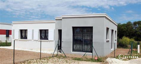 top maison design m toit plat with maison moderne toit plat prix