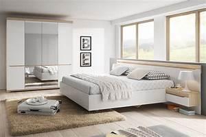 Schlafzimmer Komplett Weiß : schlafzimmer komplett bett kleiderschrank 160x200cm buche ibsen wei neu komplett ~ Orissabook.com Haus und Dekorationen