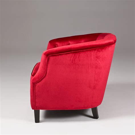 red velvet sofa red accent chair velvet accent chair