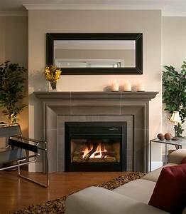 Appealing, Contemporary, Fireplace, Mantel, Design, Ideas