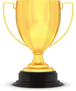 Trophy Vector Graphic Art