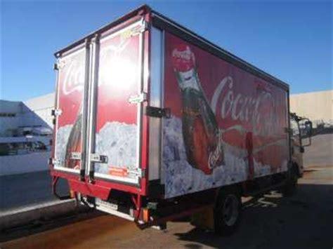 foto de TABLÓN DE ANUNCIOS Camion botellero isuzu npr 85 v
