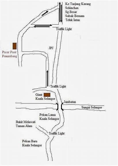 Penambang Pasir Kuala Selangor Ikan Segar Pasar