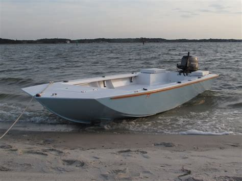 Skiff Or Mackinaw by Fishing Skiff Plans Images