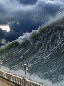 How Big Was the Biggest Tsunami Ever