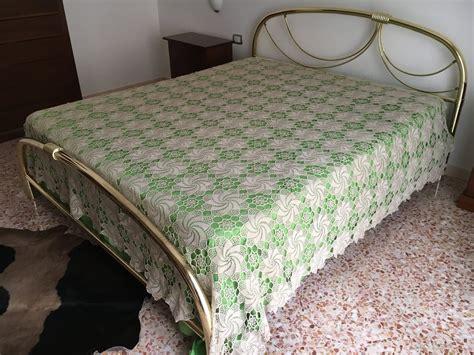 Copriletto Uncinetto by Stupendo Copriletto Uncinetto Per La Casa E Per Te