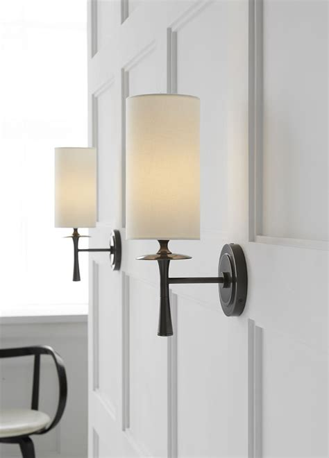 L Sconce - beautiful sconces and molding drunmore single sconce by