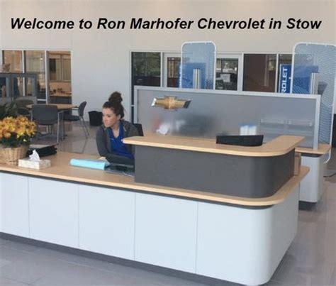 Marhofer Chevrolet by Marhofer Chevrolet Car Dealership In Stow Oh 44224