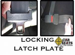 Lock It Up  How To Lock A Seat Belt For Car Seat