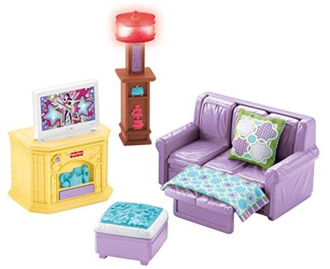 Fisher-price Loving Family, Family Room