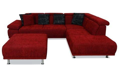 Sofahusse Big Sofa by Rundecke Big Sofa Rundecke Stoff Miranda Grau Oder Braun