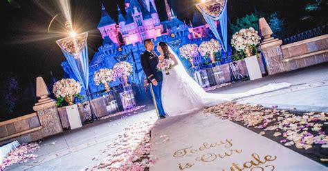 Disney?s Fairy Tale Weddings Returning To Freeform As New Series In 2018   Disney's Fairy Tale