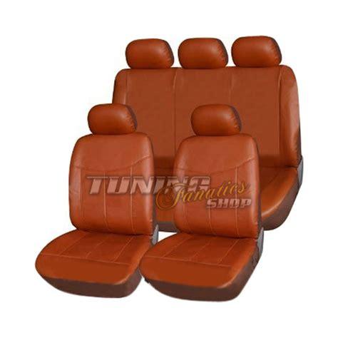 recouvrement siege auto garniture pour sièges auto cuir simili premium housse de
