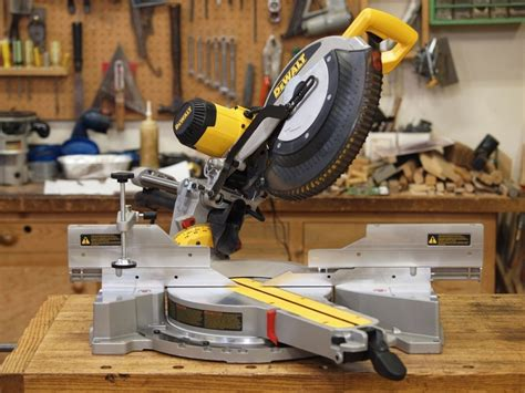 Best Sliding Compound Miter Saws Reviewed A Real Man's