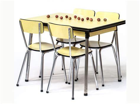 table de cuisine formica mobilier en formica la tendance qui ne faiblit pas