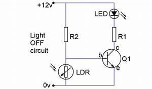interfacing With 12v led circuit