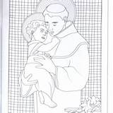 Monastery Franciscan Coloring Adult sketch template