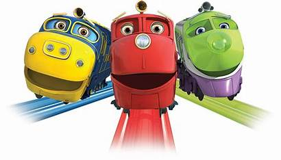 Chuggington Join Characters Train Meet