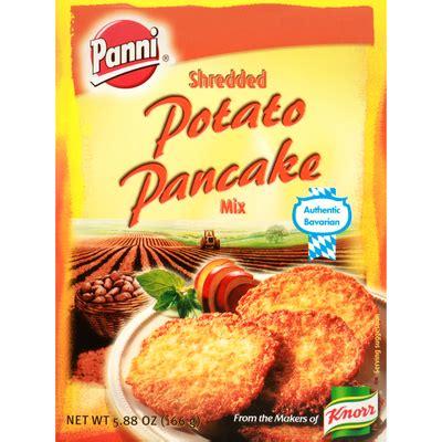 Amazon panni bavarian potato pancake mix 6 63 ounce; Panni Pancake Mix, Shredded Potato (5.88 oz) - Instacart