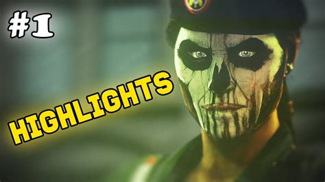 siege canal primeiro highlights do canal rainbow six siege gameplay