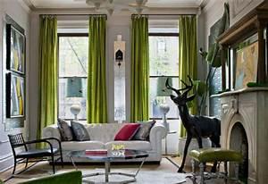 Gardinen Wohnzimmer Ideen Vorhänge : gardinenvorschl ge fr hlingshafte vorh nge und gardinen ~ Markanthonyermac.com Haus und Dekorationen
