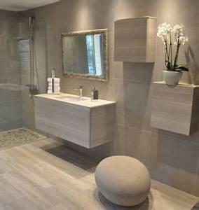 decoration couleur lin floriane lemarie With salle de bain couleur lin