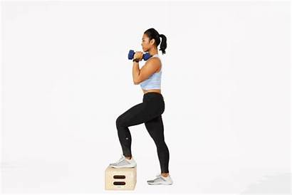 Step Weighted Stepper Workout Exercise Foot Benefits