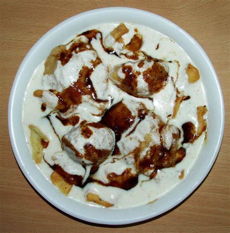 indian chaat cuisine chaat